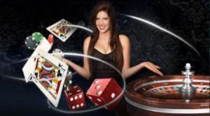 croupier roulette dés cartes jetons